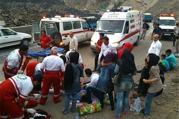 امدادرسانی به 69 حادثه در اردبیل، 72 تیم عملیاتی ساماندهی شد