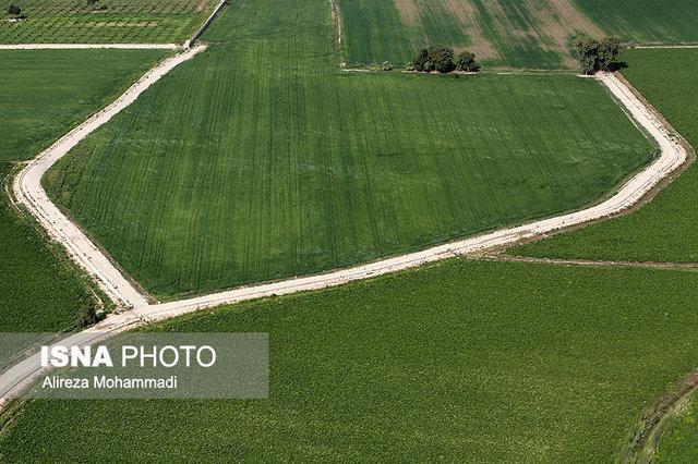 اراضی کشاورزی گیلان مورد تهدید تغییرکاربری و آلودگی زیست محیطی