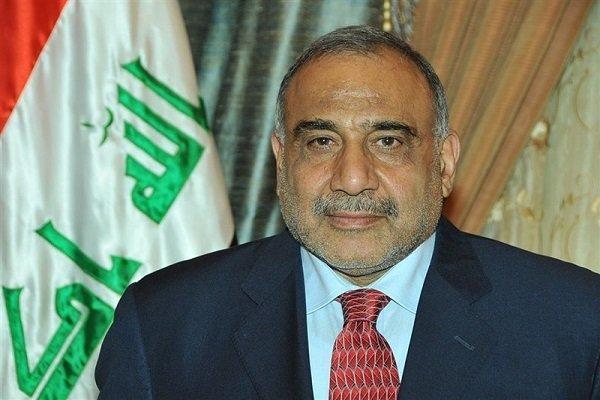 عبدالمهدی قبل از سرانجام موعد مقرر موفق به تشکیل کابینه می گردد