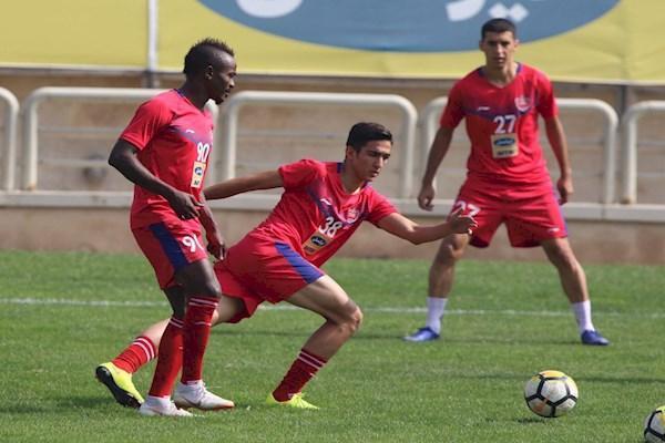 مخالفت با جدایی موقت امیدها، برانکو به حلالی بازیکن نداد