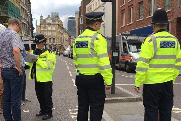 کوشش برای ورود غیرقانونی به پارلمان انگلیس خنثی شد