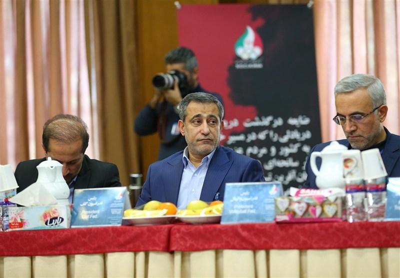 کیکاووس سعیدی: سعی می کنیم بقیه تعهدات مان را به فدراسیون ها عملی کنیم، فرجی می تواند به کاراته یاری کند
