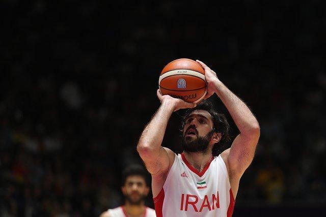 بسکتبالیست های ایران پیروز نخستین بازی محبت آمیز با اردن