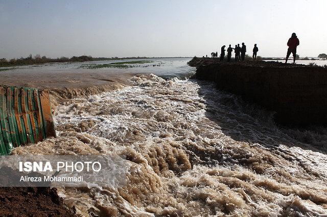 تنها 20 درصد سیلاب ها با طرح آبخیزداری کنترل می گردد