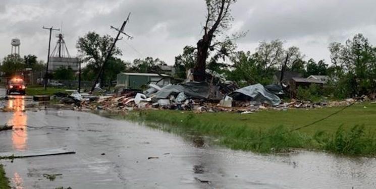 طوفان در آمریکا، جان 4 نفر را گرفت
