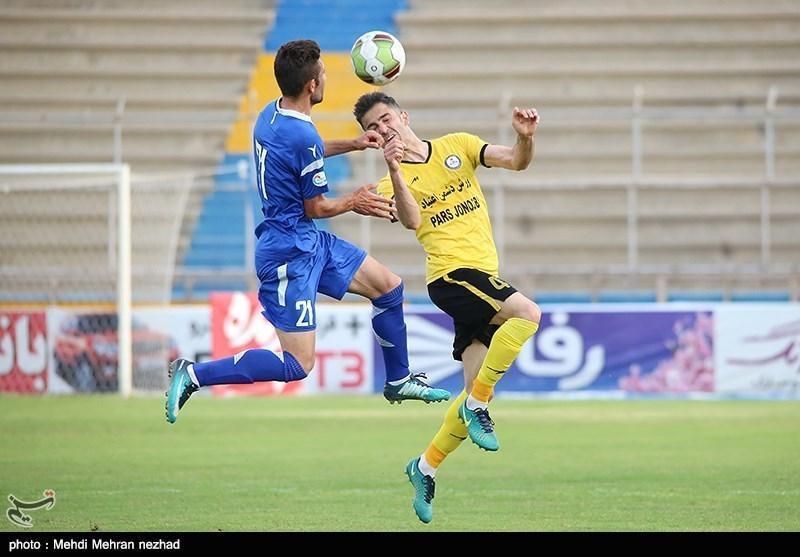 لیگ برتر فوتبال، نفت مسجدسلیمان با فیروز کریمی هم رنگ پیروزی را ندید