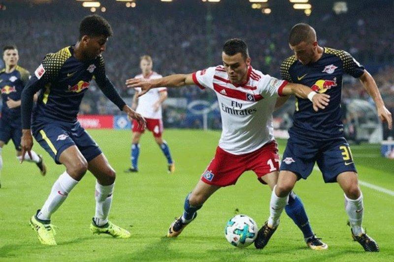 لایپزیگ فینالیست جام حذفی فوتبال آلمان شد