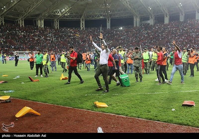 وزارت ورزش: به وسیله فدراسیون فوتبال با خاطیان فینال جام حذفی در هر سمتی برخورد می گردد