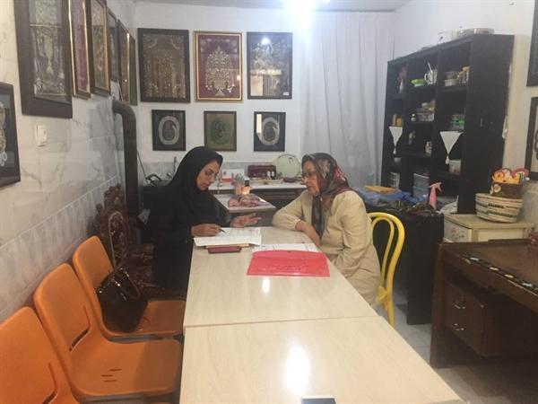 درجه بندی کارگاه های صنایع دستی در خراسان جنوبی