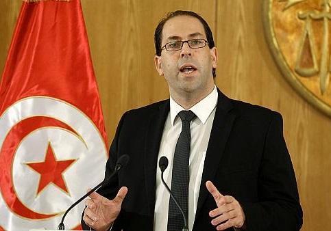 صرف نظر کردن نخست وزیر تونس از ملیت فرانسوی برای شرکت در انتخابات