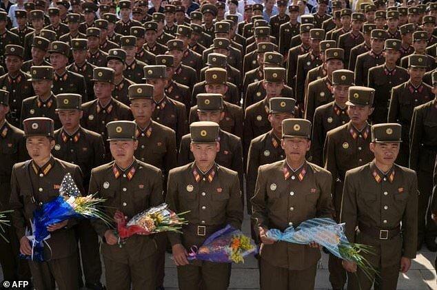 فرمانده جدید ارتش کره شمالی منصوب شد