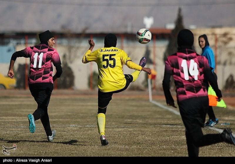 هفتم فروردین، اردوی نهایی تیم ملی فوتبال بانوان