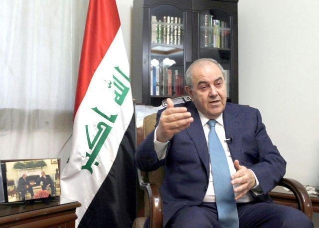 راه چاره ایاد علاوی برای آرام کردن اوضاع در عراق