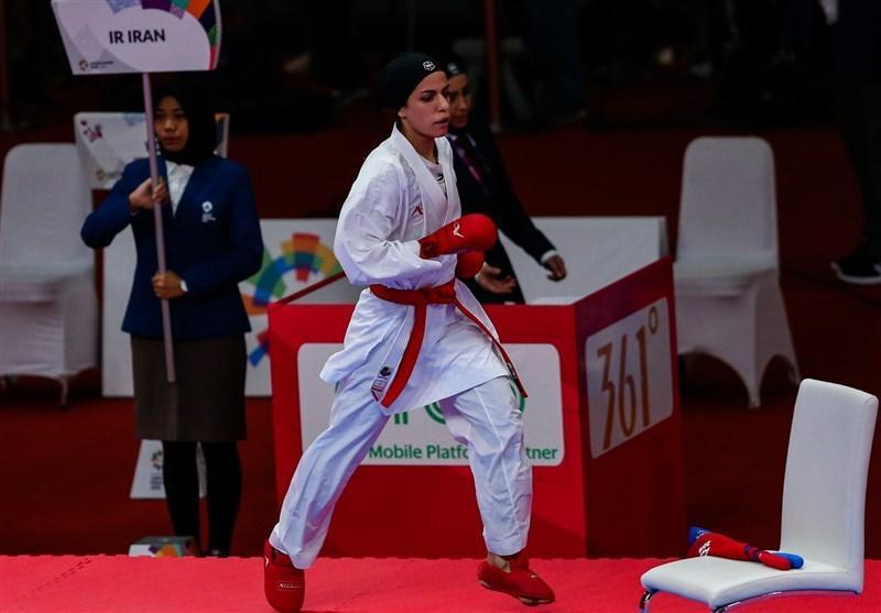 لیگ برتر کاراته وان روسیه، ناکامی خاکسار در کسب مدال برنز