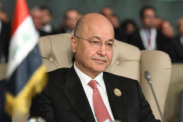 رئیس جمهور عراق خواستار تحقیق درباره عاملان حمله به معترضان شد