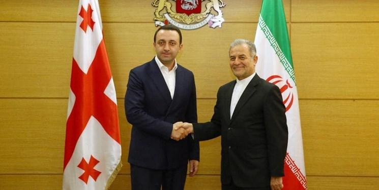 پیغام تبریک وزیر دفاع ایران به همتای گرجستانی