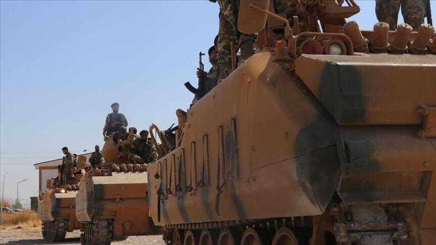 نیروهای متحد ترکیه دو روستای دیگر را به تصرف خود درآوردند