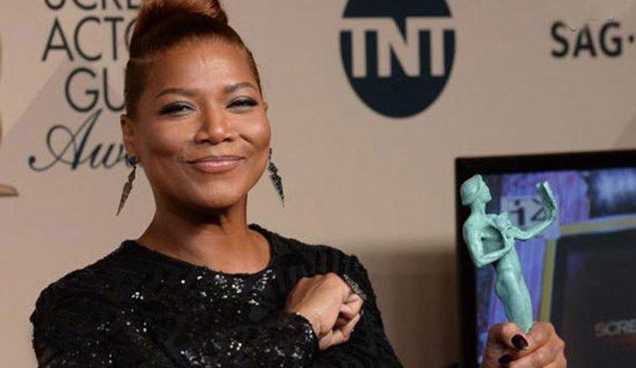جایزه افتخاری فرهنگ سیاه پوستان برای خانم بازیگر