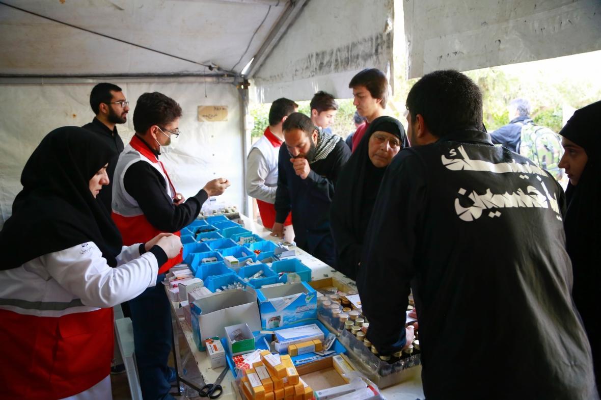 7 هزار خدمات پزشکی در مرز مهران ارائه شد