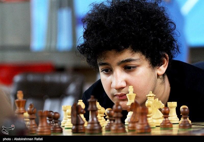 دعوت از 5 شطرنج باز به اردوی دو روزه تیم نوجوانان