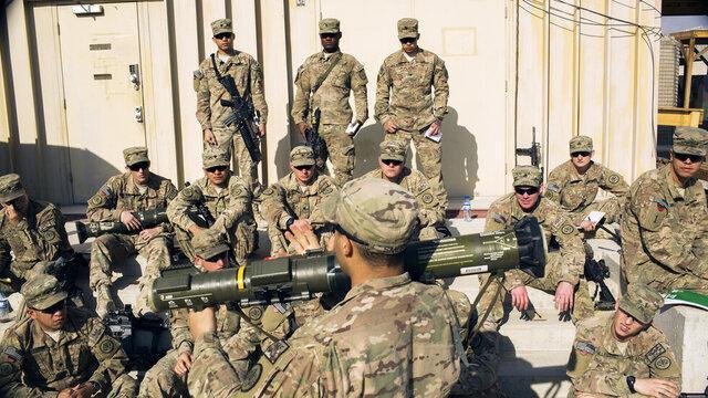 پنتاگون درباره فرق بین عقب نشینی از سوریه و افغانستان توضیح داد