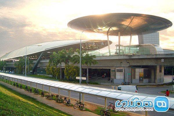 آشنایی مختصر با سیستم حمل و نقل عمومی سنگاپور