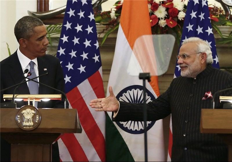 حفظ آرامش، واکنش چین به تعمیق روابط هند و آمریکا