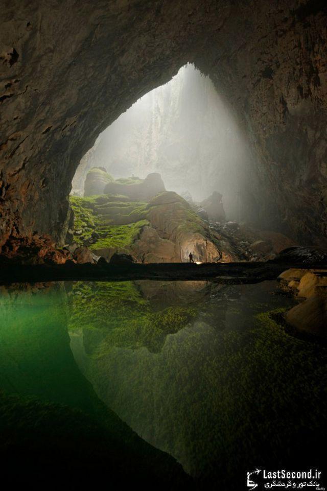 بزرگ ترین غار زیرزمینی دنیا در ویتنام