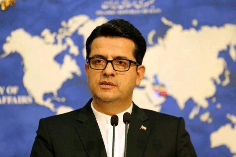 ایران ادعای روزنامه آمریکایی را تکذیب کرد