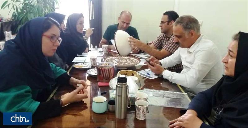 30 اثر صنایع دستی آذربایجان شرقی نشان ملی مرغوبیت دریافت کردند