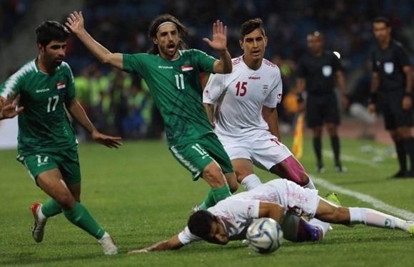 شکست ایران مقابل عراق در لحظات آخر
