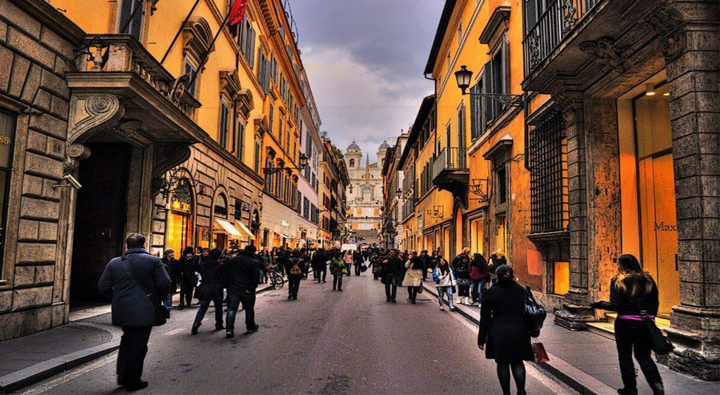 مراکز خرید ارزان در ایتالیا