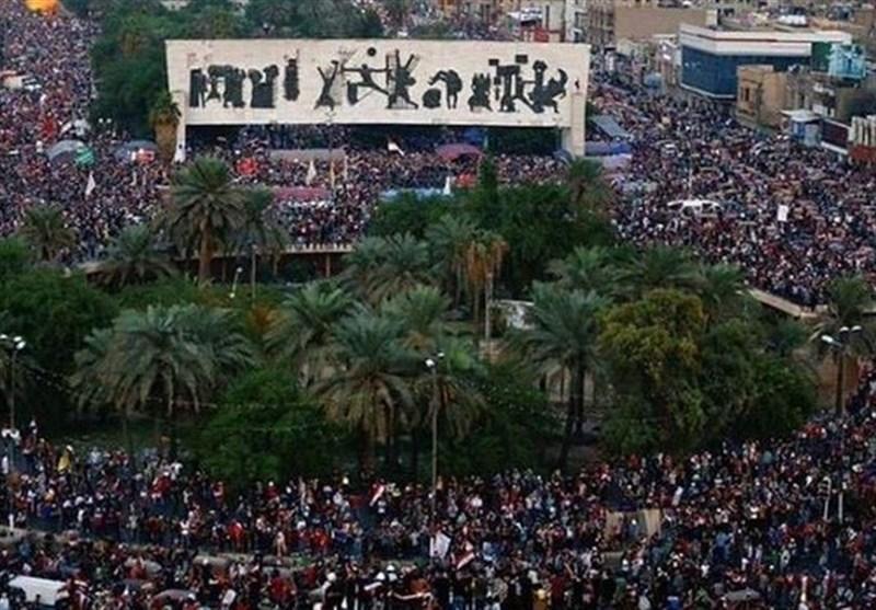 عراق، آزادی بیش از 2600 معترض؛ جزئیات جدید از حمله پهپادی به مقر صدر
