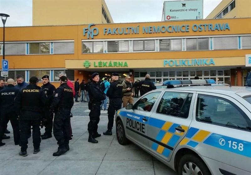 6 کشته در تیراندازی در بیمارستانی در جمهوری چک
