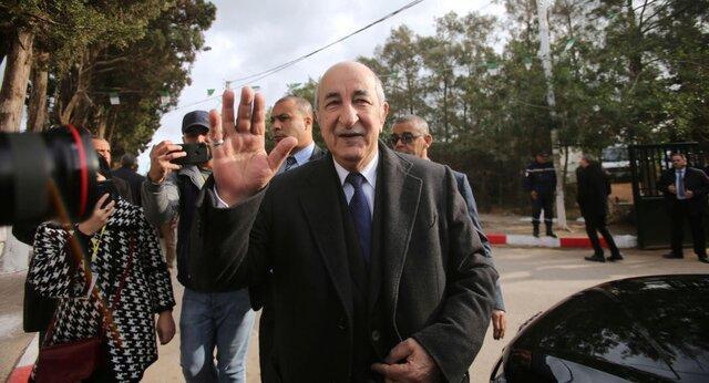 عبدالمجید تبون از اردوغان خواست تا به الجزایر سفر کند