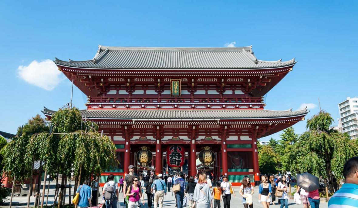 معرفی جاذبه های گردشگری پرطرفدار ژاپن