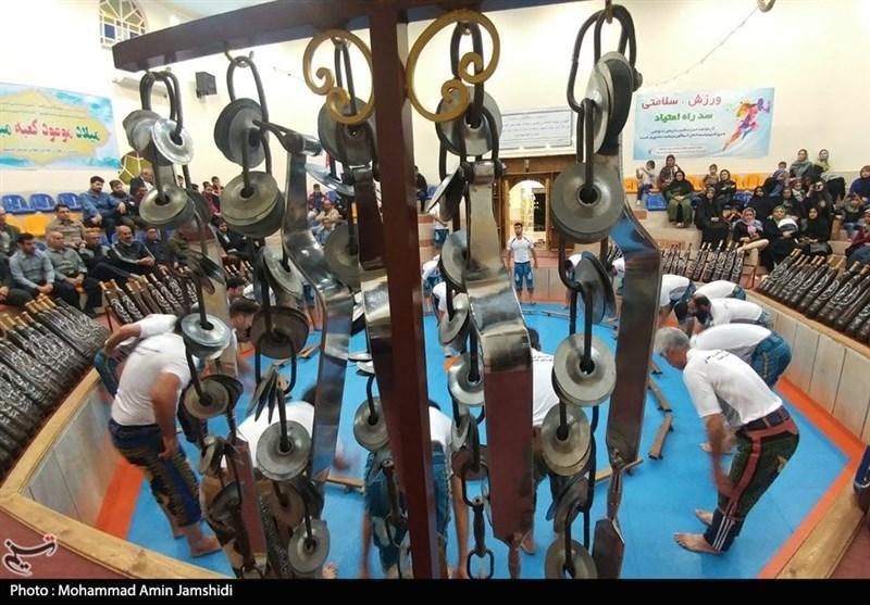 برگزاری سومین دوره مسابقات جهانی ورزش های زورخانه ای