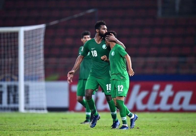 فوتبال انتخابی المپیک، صعود عربستان و سوریه به یک چهارم نهایی و قعرنشینی ژاپن
