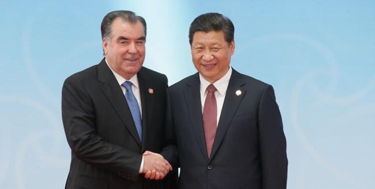 آمادگی چین برای تقویت روابط با تاجیکستان