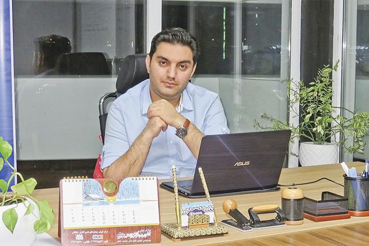استارتاپ ای تحفه سفیر سوغات وصنایع دستی ایرانی
