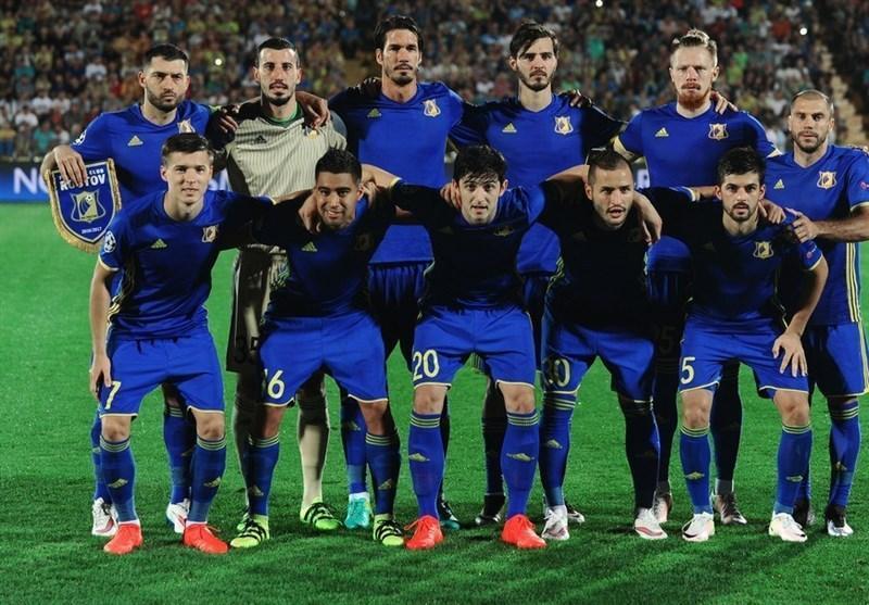 بایرن مونیخ، لسترسیتی و بروژ؛ حریفان احتمالی روستوف در لیگ قهرمانان