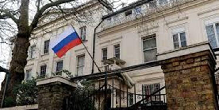 تداوم فعالیت بخش کنسولی سفارت روسیه در تهران