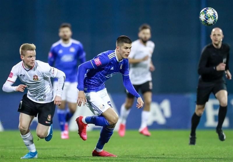 لیگ برتر کرواسی، بیست ویکمین پیروزی دینامو زاگرب در روز نیمکت نشینی محرمی