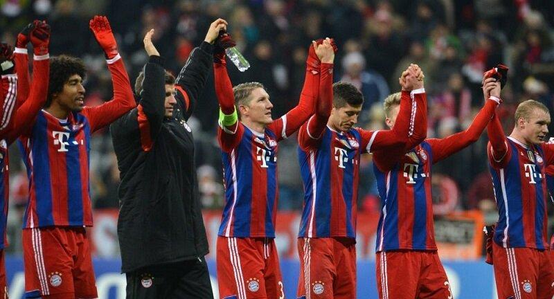 توافق بازیکنان بایرن مونیخ با باشگاه برای کاهش دستمزدشان