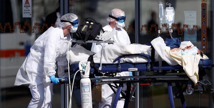 قربانیان کرونا در فرانسه هم بیشتر از چین شد