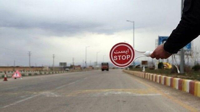 خبرنگاران همه مبادی ورودی و خروجی شهرهای آذربایجان غربی در روز طبیعت بسته است