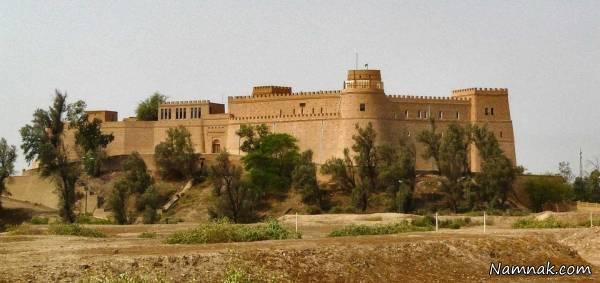کاخ آپادانا در شوش ، تاریخچه و علل ویرانی