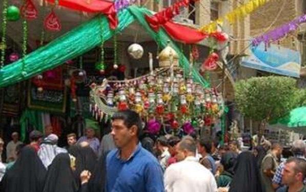 عراقی ها هزینه موکب های نیمه شعبان را به نیازمندان اختصاص دادند