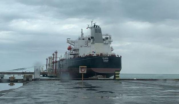 پنجمین نفتکش ایران به جزیره باربادوس نزدیک شد