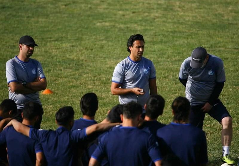 گزارش تمرین استقلال، صحبت های مجیدی با بازیکنان و ادامه غیبت اسماعیلی
